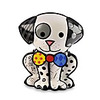 Britto™ by Giftcraft Dalmation Dog Figurine with Certificate of Authenticity