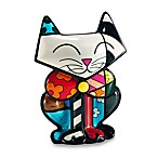 Britto™ by Giftcraft Sam Cat Figurine with Certificate of Authenticity