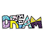 Britto™ by Giftcraft Ceramic Dream Wall/Table Sign