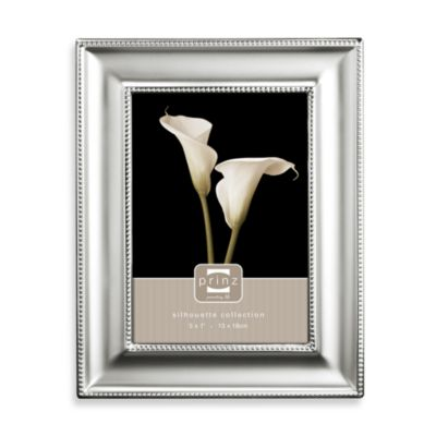 Prinz Mandalay Silver Finish Frame