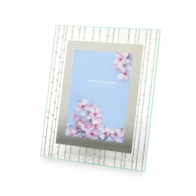 Celestial Mirrored 5-Inch x 7-Inch Frame