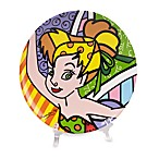 Disney by Britto™ 8-Inch Tinkerbell Plate with Stand