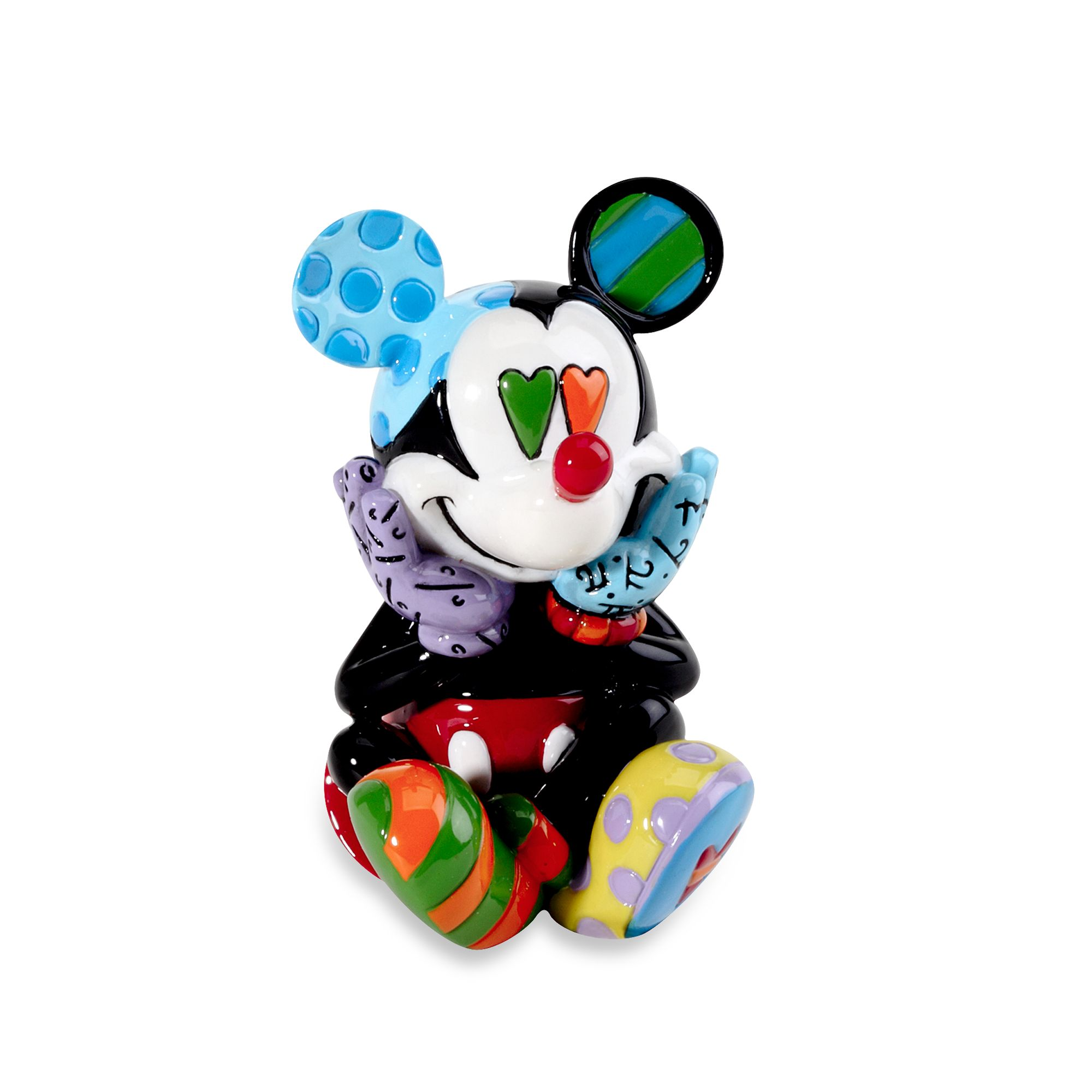 Britto Disney Characters Disney by Britto™ Mickey Mouse