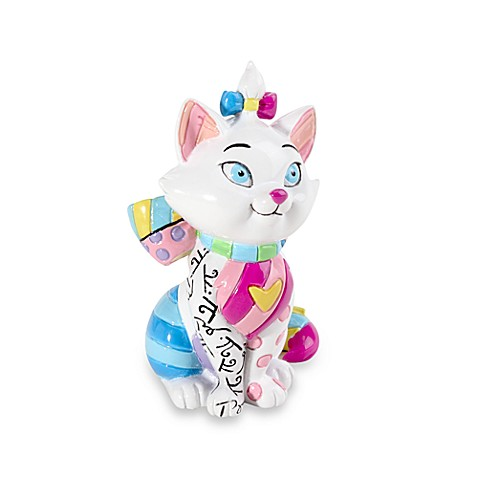 Disney by Britto™ Marie Mini Figurine