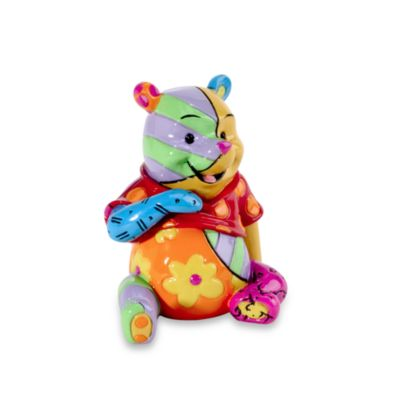 Disney by Britto™ Winnie The Pooh Mini Figurine