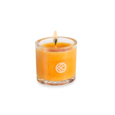 Colonial Candle® Papaya Punch Scented Candle in 1.8-Ounce Oval Jar Votive