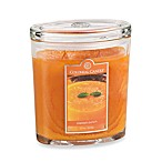 Colonial Candle® Papaya Punch Scented Candle in 22-Ounce Oval Jar Candle