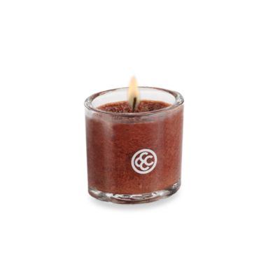 Colonial Candle® Sandalwood & Oak Scented Candle in 1.8-Ounce Oval Jar Votive