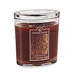 Colonial Candle® Sandalwood & Oak Scented Candle in 22-Ounce Oval Jar Candle