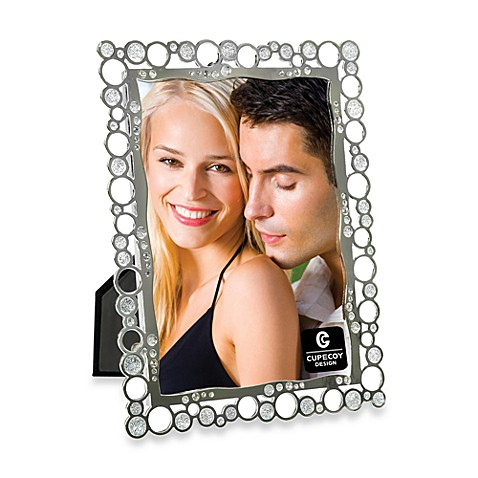 Cupecoy Design Bubbles 5-Inch x 7-Inch Frame