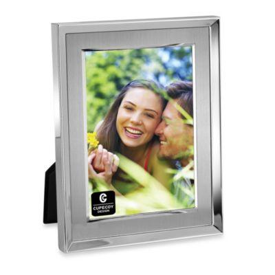Cupecoy Design Slant 8-Inch x 10-Inch Frame