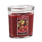 Colonial Candle® Apple Orchard Scented Candle in 22-Ounce Oval Jar Candle