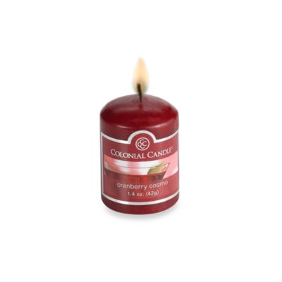 Colonial Candle® Cranberry Cosmo Scented Candle in 1.7-Ounce Votive