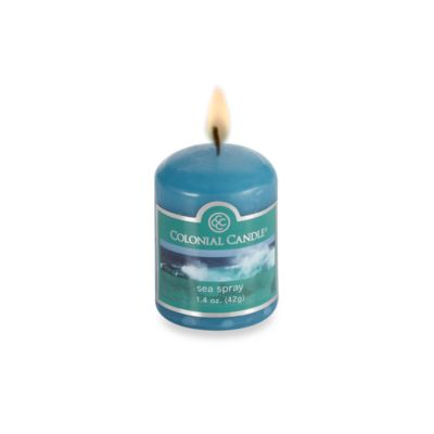 Colonial Candle® Sea Spray Scented Candle in 1.7-Ounce Votive