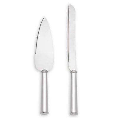 Lenox® Devotion 2-Piece Cake Knife and Server Set