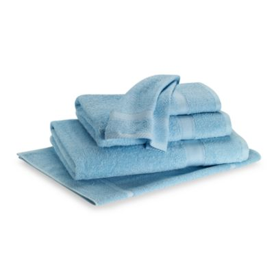 Lasting Color Bath Towel in Blue