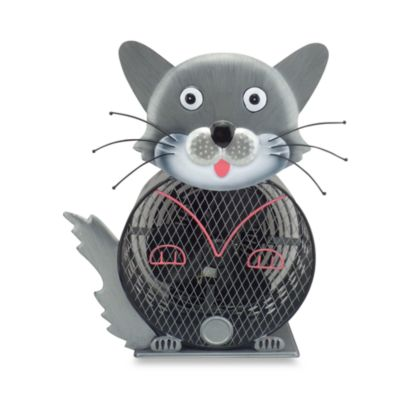 Himalayan Breeze Large Decorative Fan Cat