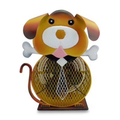 Himalayan Breeze Large Decorative Pug Fan