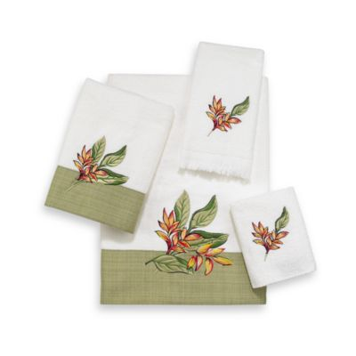 Avanti Maya Washcloth