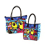 Britto™ by Giftcraft Deeply in Love Tote Bag