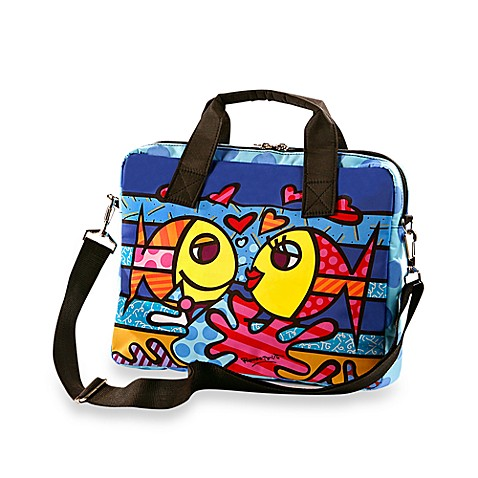 Britto™ by Giftcraft Deeply in Love Laptop Sleeve