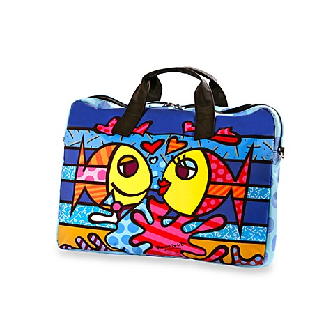 Britto™ by Giftcraft Deeply in Love Laptop Bag