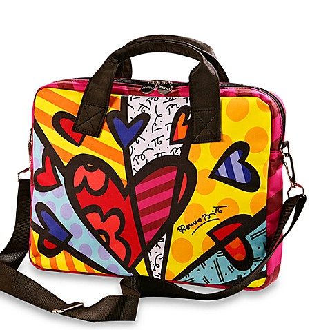 Britto™ by Giftcraft A New Day Laptop Sleeve