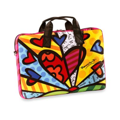 Britto™ by Giftcraft A New Day Laptop Bag