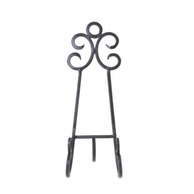 Decorative Orvieto 13.5-Inch Metal Easel