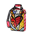 Britto™ by Giftcraft Heart Laptop Bag