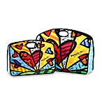 Britto™ by Giftcraft Heart Grab Bags (Set of 2)