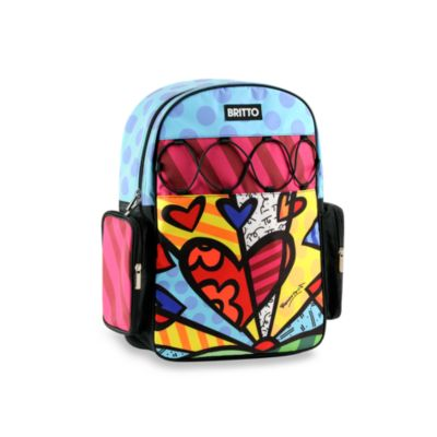 Britto™ by Giftcraft Heart Backpack