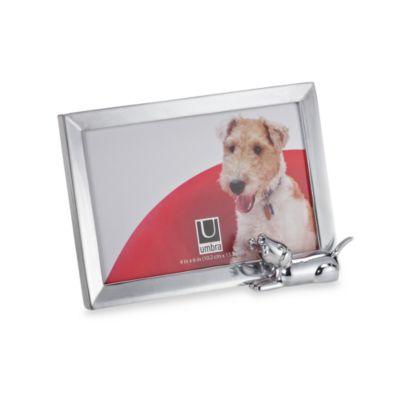 Memoire 4-Inch x 6-Inch Dog Frame
