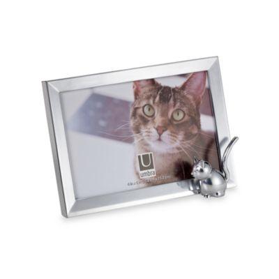 Memoire 4-Inch x 6-Inch Cat Frame