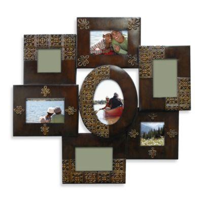 Frame Collage Kit Collage Frame in Bronze