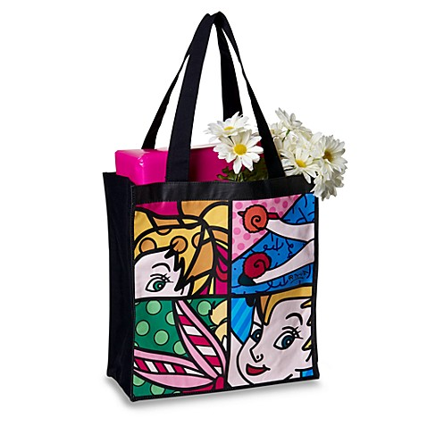 Disney by Britto™ Tinkerbell Tote Bag