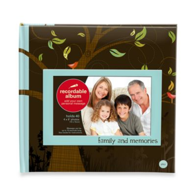 Prinz Family Tree Recordable Album