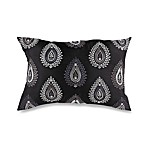 Kas® Roshni Neutral Breakfast Pillow