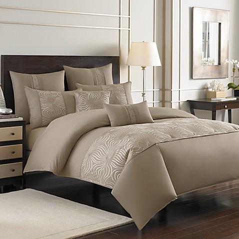 Nicole Miller Westwood Duvet Cover 100 Cotton Bed Bath
