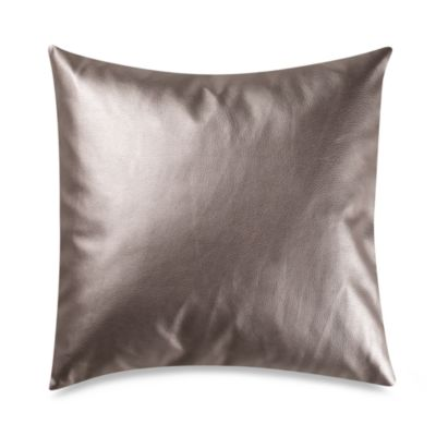 Nicole Miller® Currents Driftwood 18-Inch Square Toss Pillow
