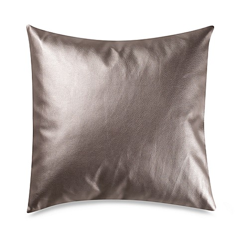 Currents Driftwood 18-Inch Square Toss Pillow