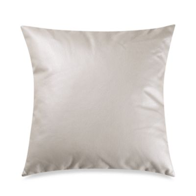 Nicole Miller® Currents Pearl 18-Inch Square Toss Pillow