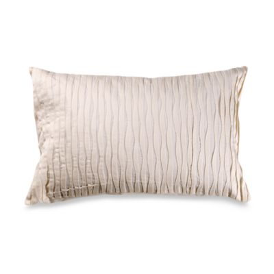Nicole Miller® Currents Pearl Breakfast Toss Pillow