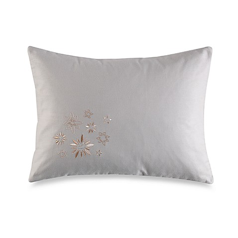 Barbara Barry® Bali Floral Boudoir Throw Pillow