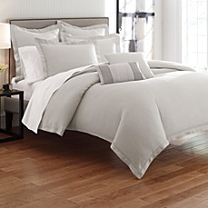 Bellora Linen Silver Full/Queen Duvet Cover