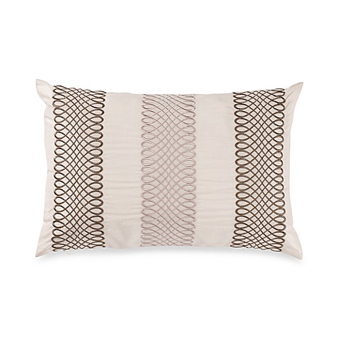 Bellora Linen Parchment Breakfast Toss Pillow