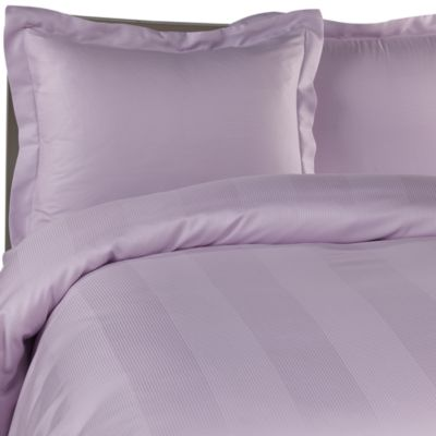 Eucalyptus Origins™ Tencel® Fiber Duvet Cover Set in Purple