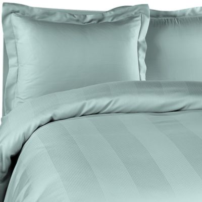 Eucalyptus Origins™ Tencel® Fiber Full/Queen Duvet Cover Set in Denim Blue