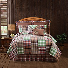 Mountain Lodge Twin Quilt