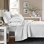 Real Simple® Dune Pillow Sham in White